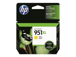 HP951XL HP Inkjet  Yellow CN048AE