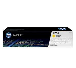 HP Toner 126A yellow
