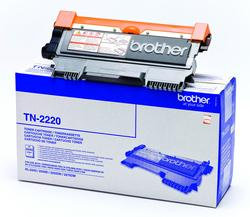 Brother TN2220 sort lasertoner original