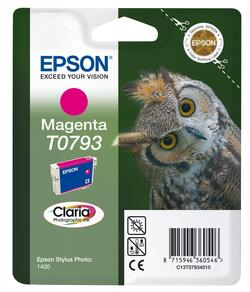 Epson Magenta Ink Cartridge T0793
