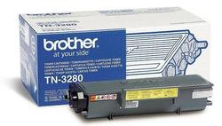 Brother TN3280 sort lasertoner original