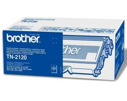 Brother TN2120 sort lasertoner original