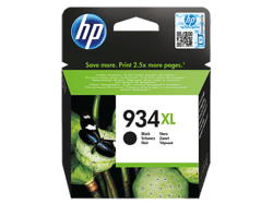 HP Black Inkjet No.934XL (C2P23AE)
