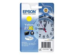Epson 27XL Yellow blækpatron