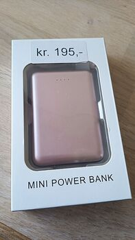 Powerbank mini 10.000 mAh