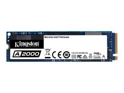 Kingston SSD M.2 harddisk 500 GB