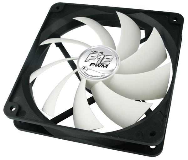 Arctic Fan F12 PWN 120mm casefan 300-1350rpm