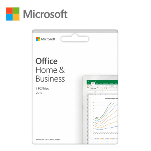 Microsoft Office 2019 Home & Business Dansk ESD Leveres via elektronisk distribution