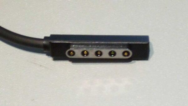 Microsoft Surface 2 oplader
