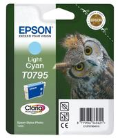 Epson Light Cyan Ink Cartridge T0795