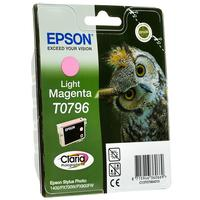 Epson Light Magenta Ink Cartridge T0796