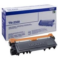 Brother TN2320  sort Lasertoner original