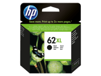 HP62XL sort blækpatron C2P05AE