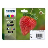 29XL  Epson Multipack - 4-pakke - høj kapacitet C13T29964012