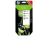 HP 940XL Value Pack C2N93AE Blækpatroner