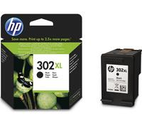 HP Inkjet 302XL Sort F6U68A