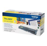 Brother TN230Y gul lasertoner original